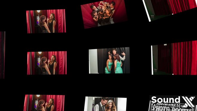 LOOKING FOR A PHOTO BOOTH