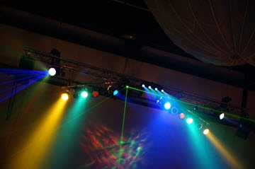 Event Lighting Rentals in Toronto Music and Lighting Go Together to Create the Perfect Room event lighting rentals toronto